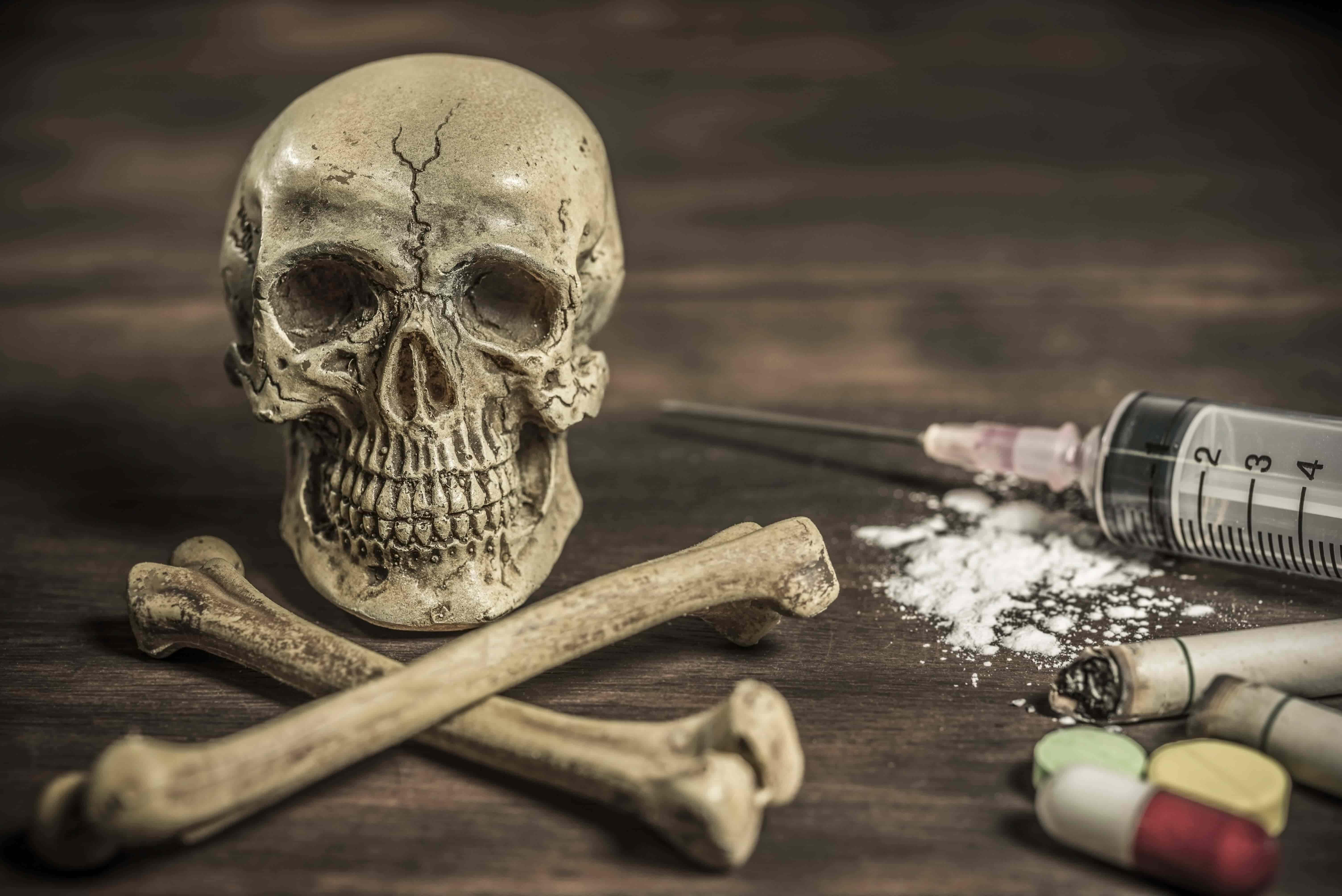 Uyuşturucu Madde Bağımlılığı ve Nikotin Bağımlılığı